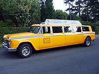 new york taxi cab limousine
